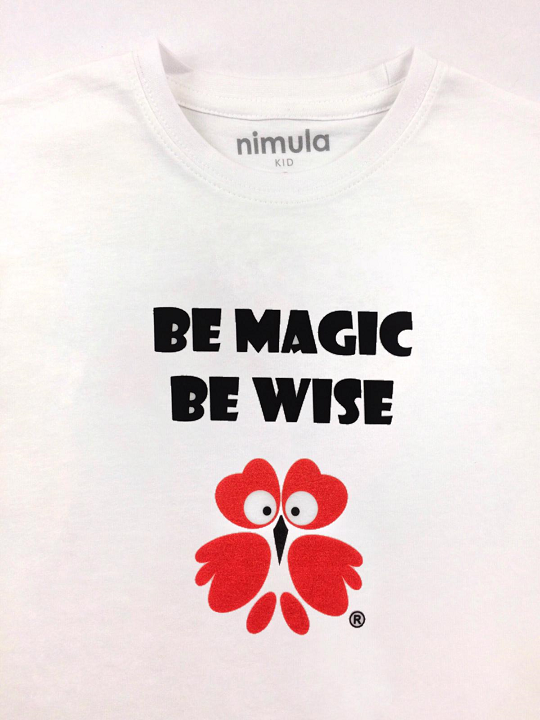 BE MAGIC BE WISE